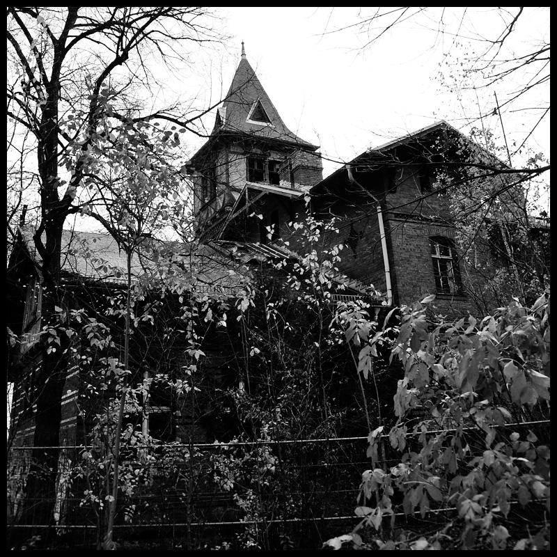 Bates Motel im Berliner Spreewaldpark