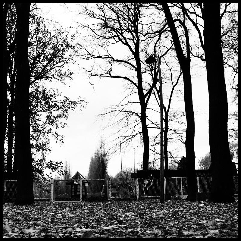 Spreewaldpark Berlin Plänterwald
