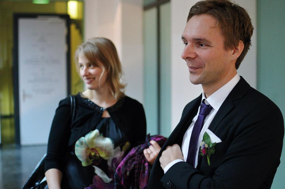 Johanna und Lutz | Standesamt
