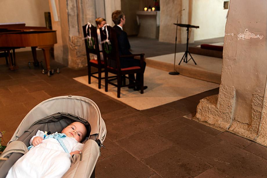 Johanna und Lutz | Kirche