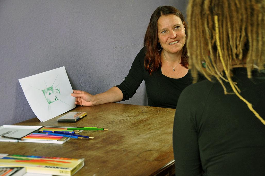 Antje Schimmel Kunsttherapie